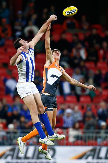 North Melbourne v GWS photos - Round 12, 2015 - NMFC.com.au