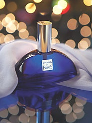 """Evening in Paris or Soir de Paris came from the daring decade of the 1920s: glittering nightlife, flapper fashion, the heady perfume of luxury. By the 1950s, Evening in Paris was touted as """"the fragrance more women wear than any other in the world."""" Now available in the US first time since 1969. 1.6 oz. spray bottle."""