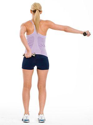 Arm toning exercises