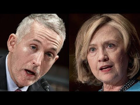 JUST IN Trey Gowdy With An Immediate Order To A Judge Regarding A Hillary Clinton Case! - YouTube