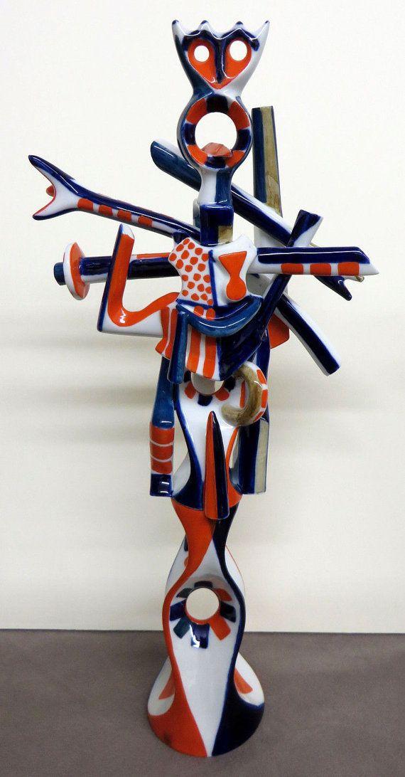 Sargadelos-spanish-porcelain-figurine