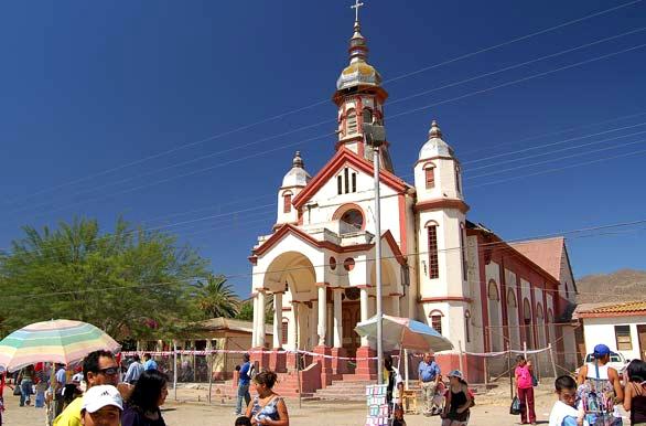 Iglesia de la Villa de Sotaquí - Ovalle - Coquimbo - Chile - httpbit.ly7mYC4f