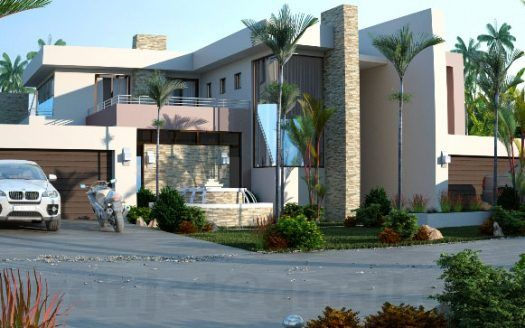 Modern style house plans House plan South Africa double ...