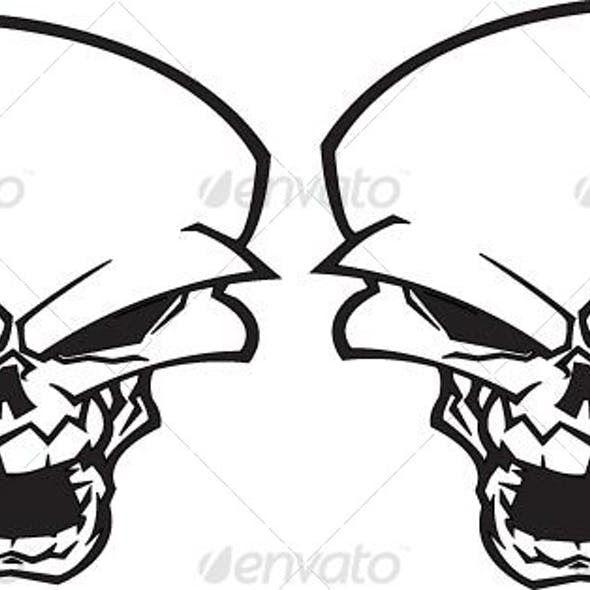 Wow 16 Tato Ular Simple Skull And Tattoo Graphics Designs Templates From Graphicriver Gambar Keren Tato Unik Dan Keren Ab Di 2020 Tato Naga Ide Tato Tato Tengkorak