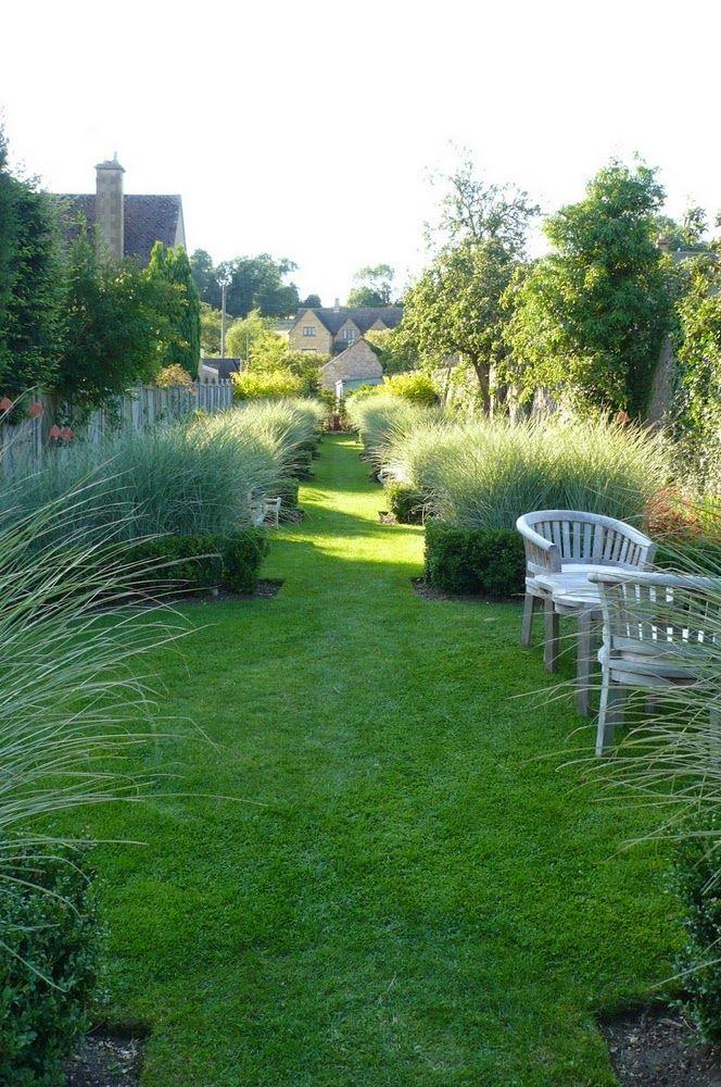 Inspiration Et Idees Pour Un Jardin En Longueur Amenagement