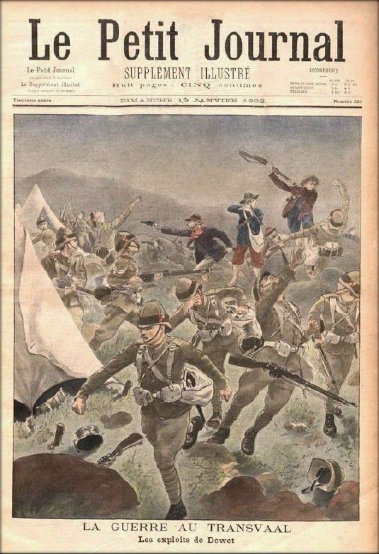 New York Life-Day by Day: The South African BOER WAR 1899-1902 WAR IN TRANSVAAL