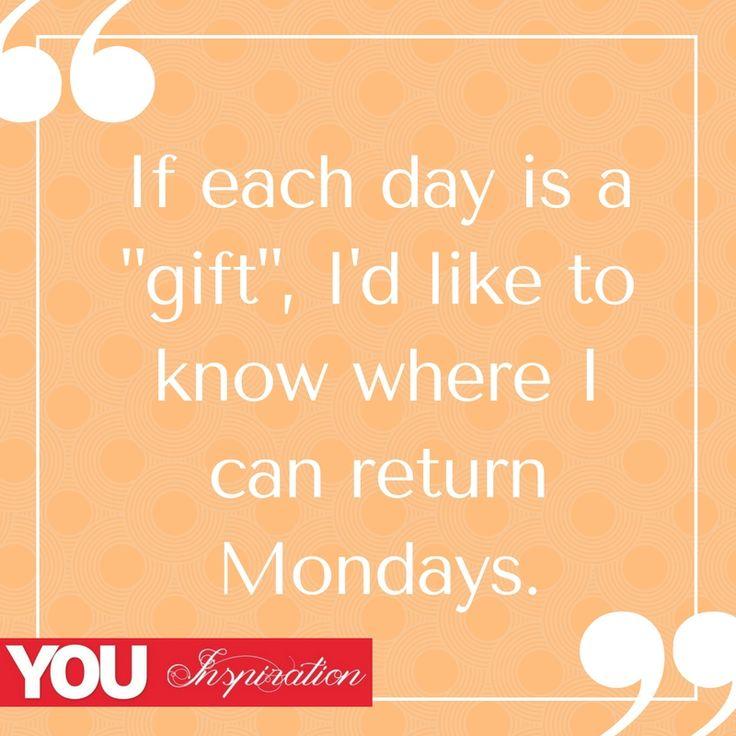 #YOUinspiration #thoughtfortheday #inspiration #funnyquote #monday