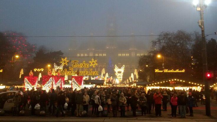 Wiener Christkindlmarkt in Wien, Wien