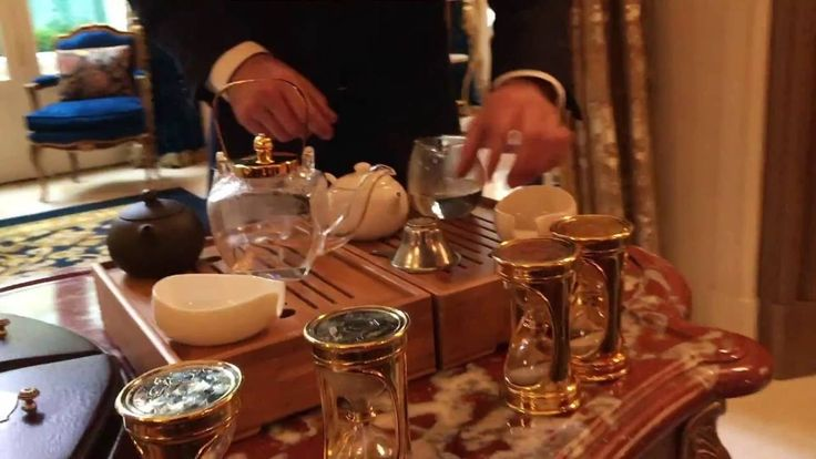 """Le thé """"à la française"""""""