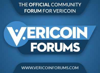 #Vericoin #Cryptocurrency #Forum