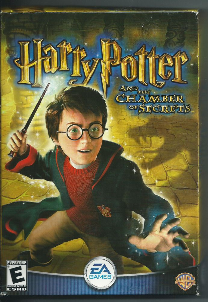 Harry Potter And The Chamber Of Secrets Pc Game 2002 Ea Games