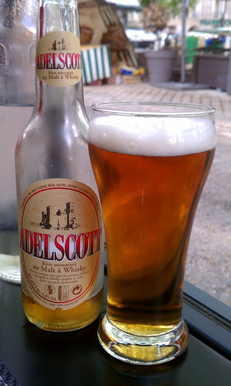 Brasserie Fischer Adelscott - 5.8% ABV   I first discovered this beer in 1998 while attending World Cup matches in France.At the same ...