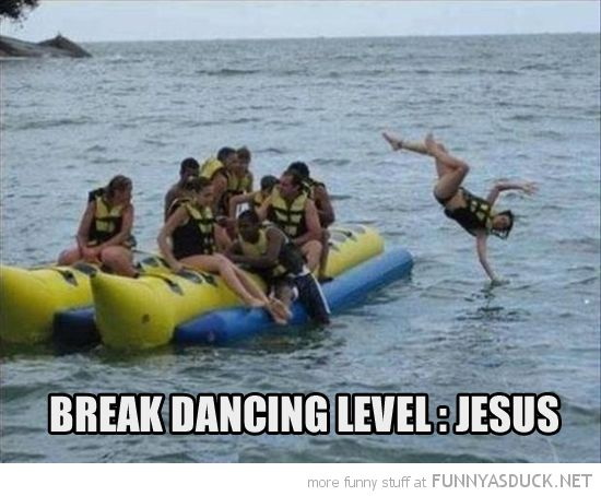 Curating worship. Break dance classes- Jesus Style? I think this could go places