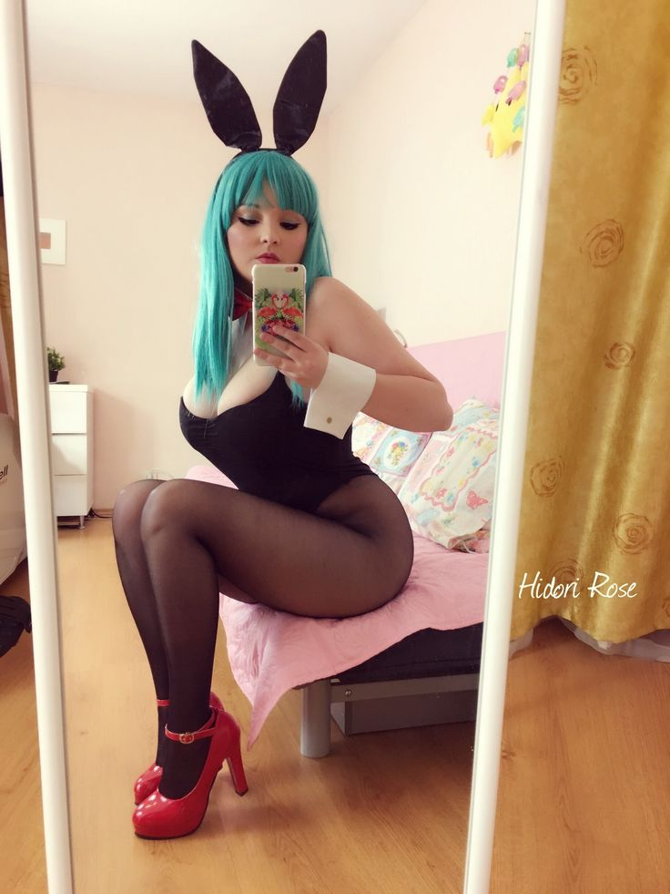 Sexy Bunny Bulma by Hidori Rose 5 | Cosplay en 2019 ...