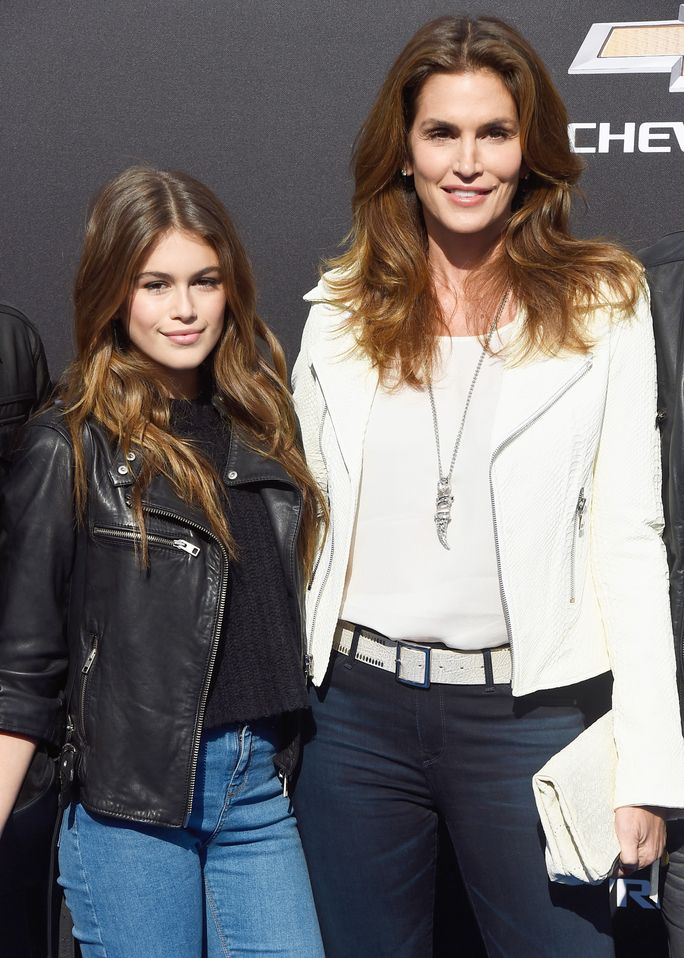 Cindy Crawford and Look-Alike Daughter Are More Gorgeous Than Ever in Latest Instagram