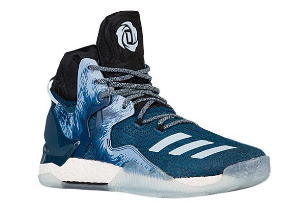 #sneakers #news  Derrick Rose Will Wear The adidas D Rose 7 Boost With The Knicks