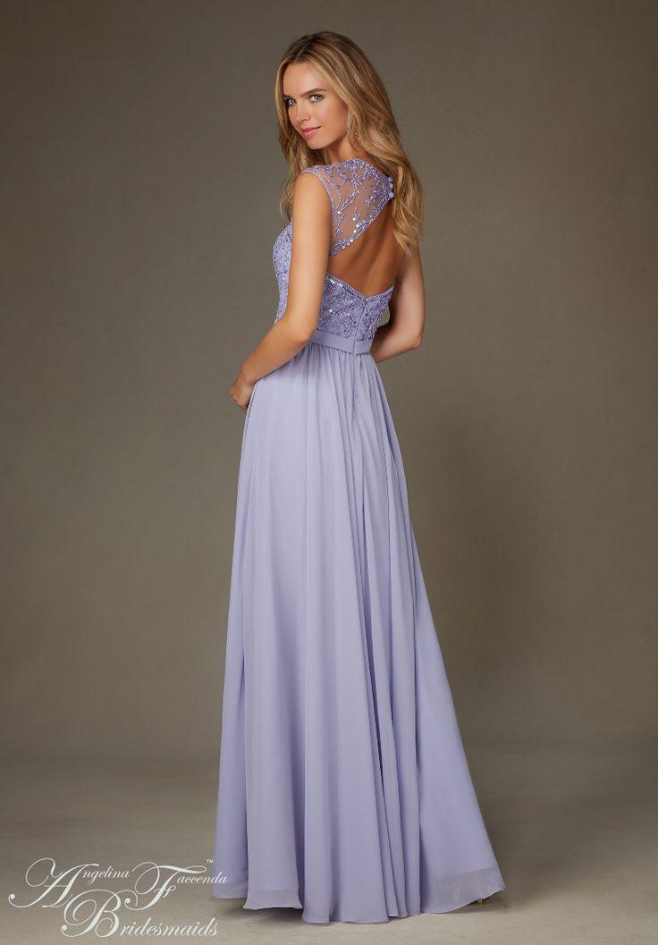 Mori Lee BRIDESMAID DRESSES: Mori Lee Bridesmaid ML 20473