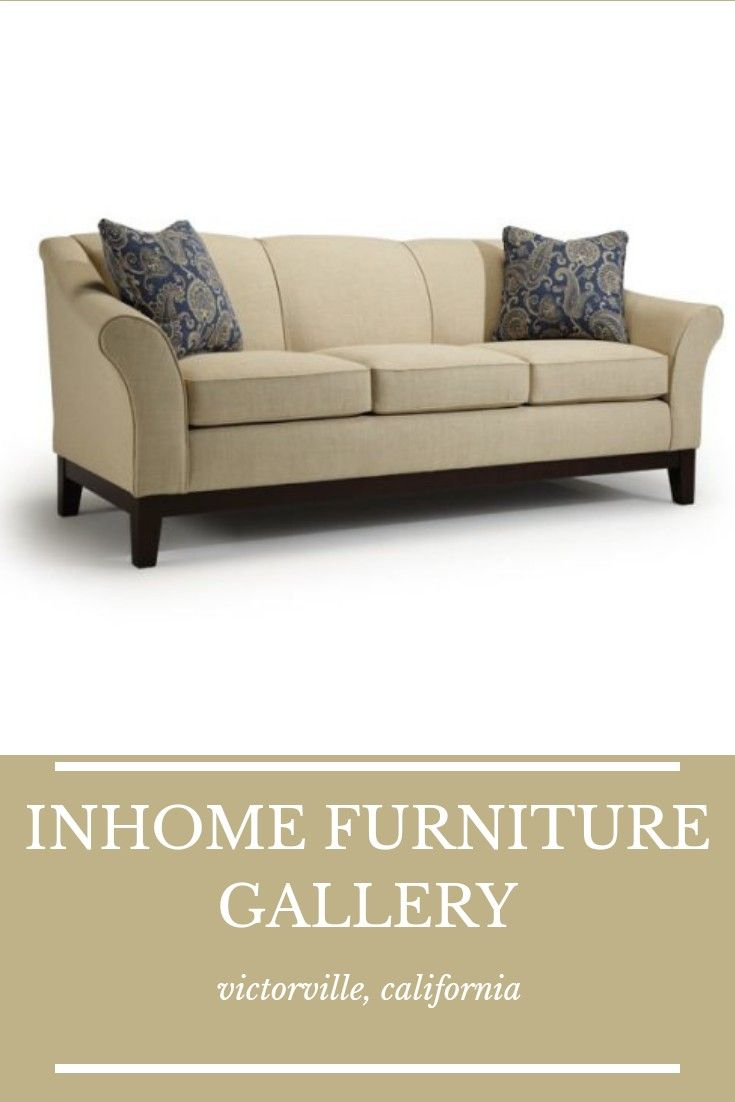 The Emiline Collo Sofa From Best Home Furnishings Is Perfect Fit For Your Comfortable Transitional