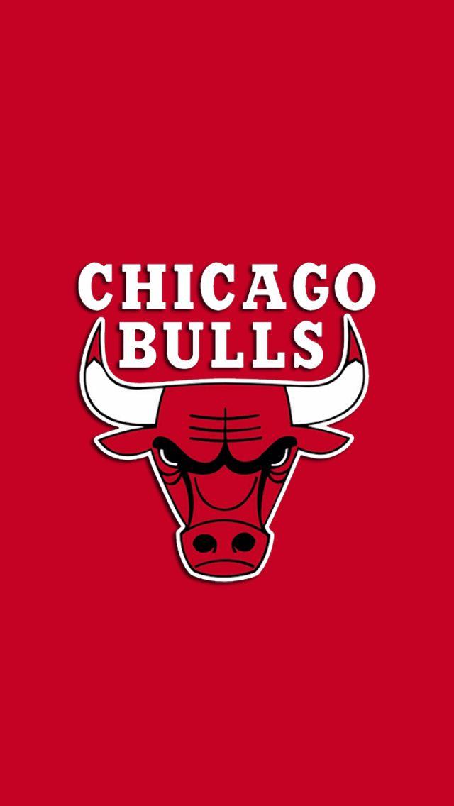 Chicago Bulls Red Wallpaper