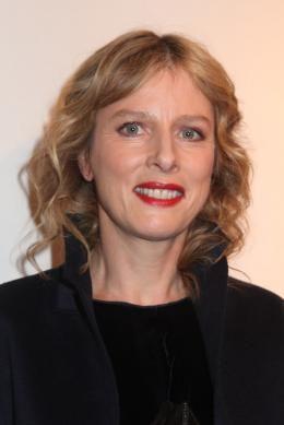 photo 11/200 - 20èmes Trophées des Lumières 2015 - Karin Viard - © Isabelle Vautier pour Commeaucinema.com