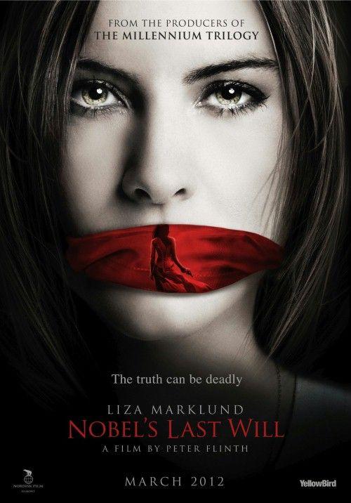 Testament Nobla, 2012 plakat