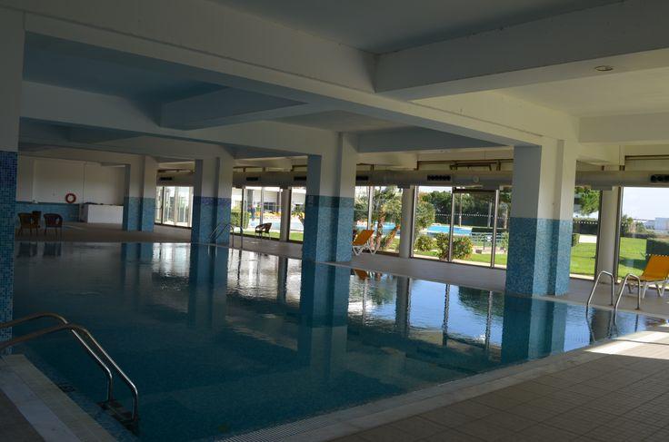 alto da colina, indoor pool, albufeira, algarve