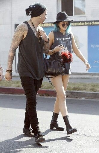 Kylie Jenner and Miles Richie