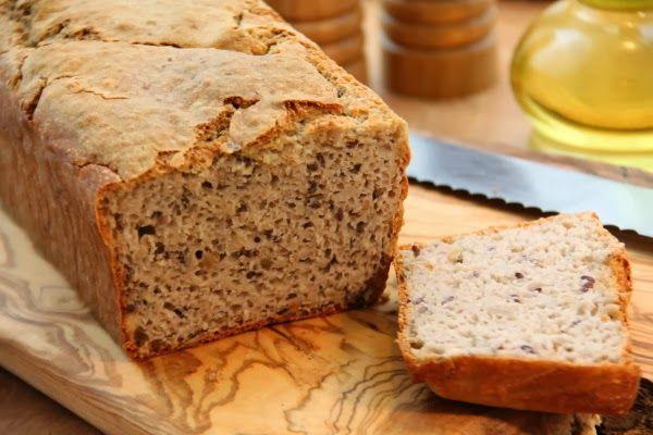Kuchnia w wersji light: Chleb bezglutenowy z ziarnami - najlepszy