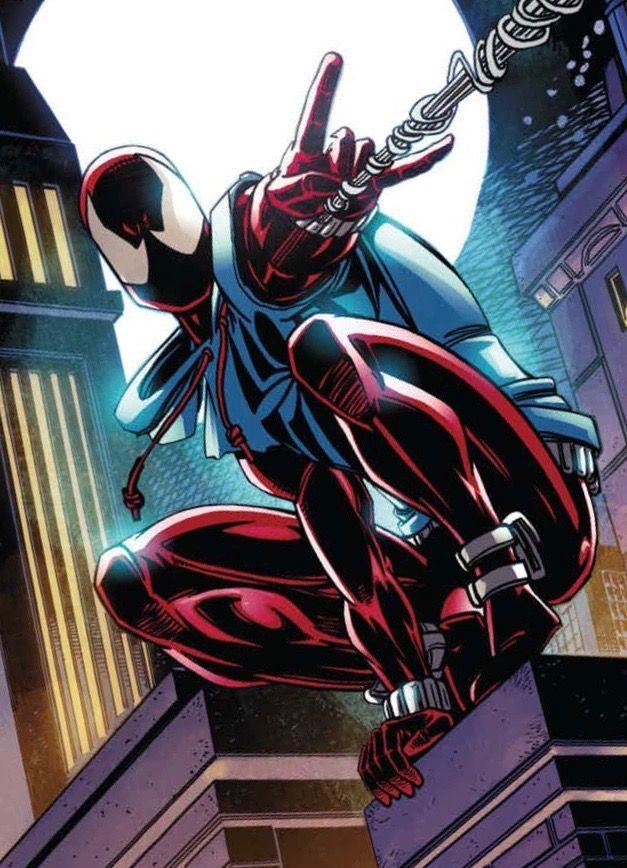 Scarlet Spider: Ben Reilly (Earth-616)