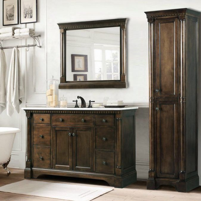 27+ Trendy Bathroom Mirror Designs Of 2017