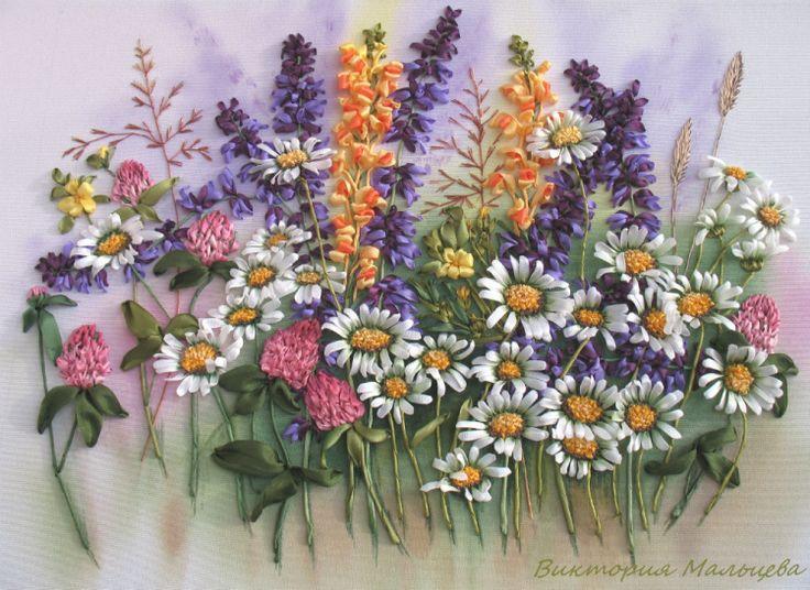 Gallery.ru / Краски лета - Полевые цветы - miradiana