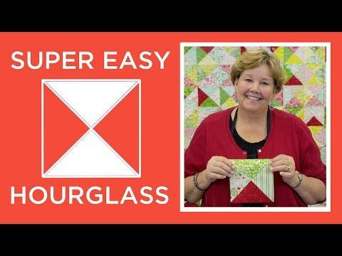 MSQC Tutorial - Super Easy Hourglass