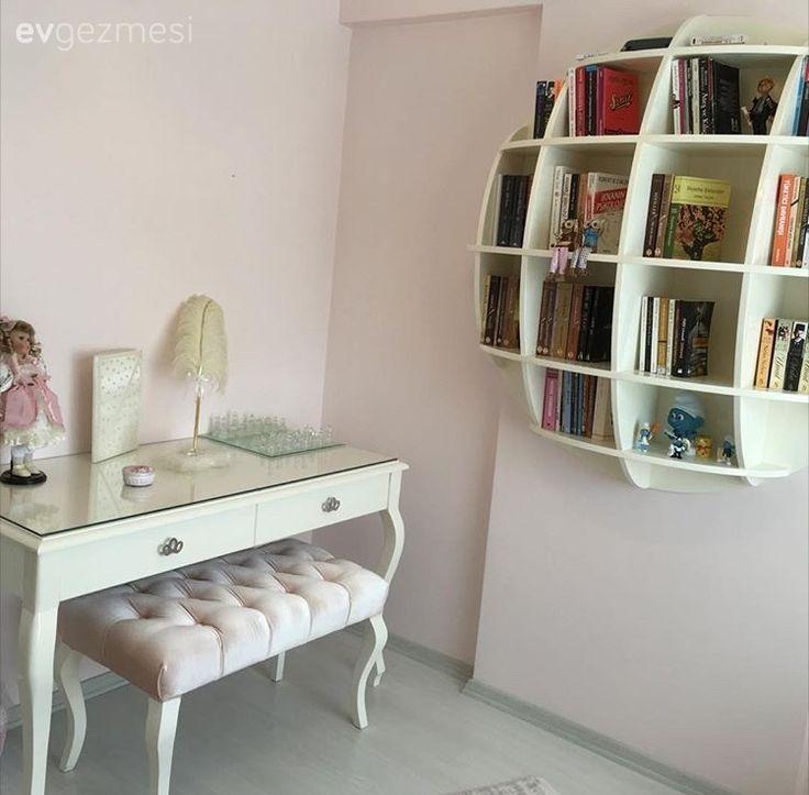 Kitaplık, Yatak Odası