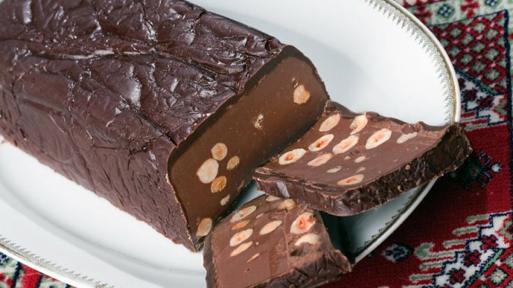 Torrone Morbido al Cioccolato fatto con il Bimby: LEGGI LA RICETTA ► http://www.ricette-bimby.com/2010/12/torrone-morbido-al-cioccolato-bimby.html