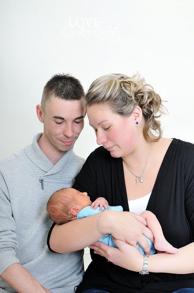 Cukorkafotó család és esküvő fotózás Szombathely | Újszülött fotózás Szombathely: Bence baba