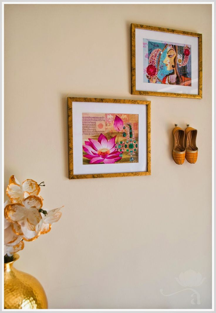 Splashes of happy color, intoxicating fragrance of the Rajnigandha , soulful music, delightful art adorning the walls and a gorgeous lady p...