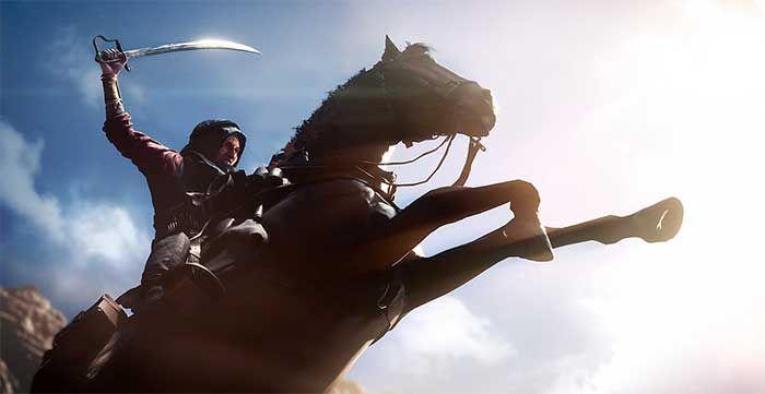 Battlefield 1 sortira sur PC, PS4 et Xone le 21 octobre 2016 - Aujourd'hui, DICE, un studio d'Electronic Arts Inc. annonce Battlefield 1. Chargez à cheval dans un combat de chars et faites équipe avec vos alliés dans des combats multijoueur épiques...