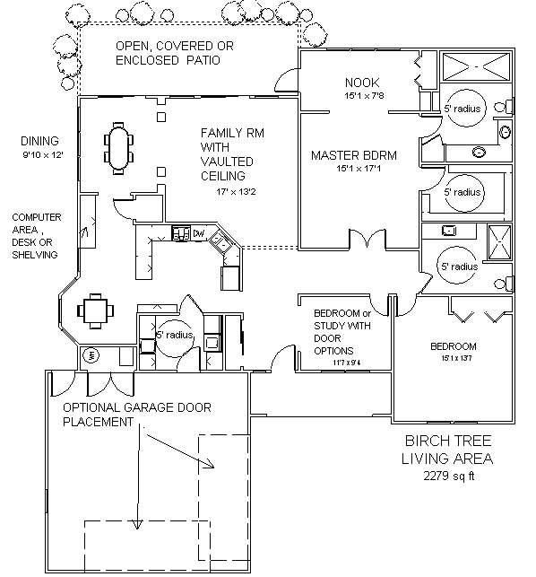 Wheelchair home plans wheelchair home plans free ebook for Small wheelchair accessible house plans