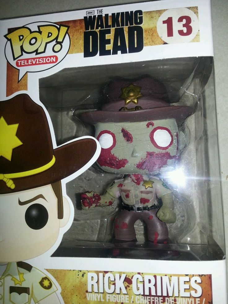 Dead Zombie Walking Dead And Funko Pop On Pinterest