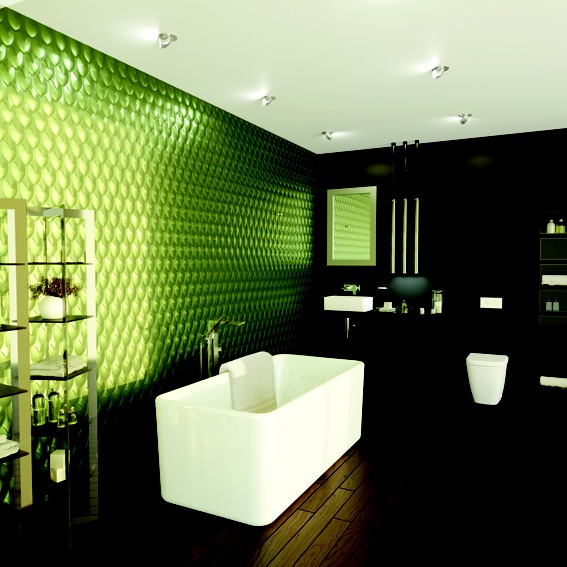 #Caroma #bathroom design