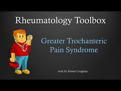 Greater Trochanteric Pain Syndrome (Trochanteric Bursitis)- Information for Patients - YouTube