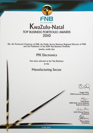 PFK Electronics