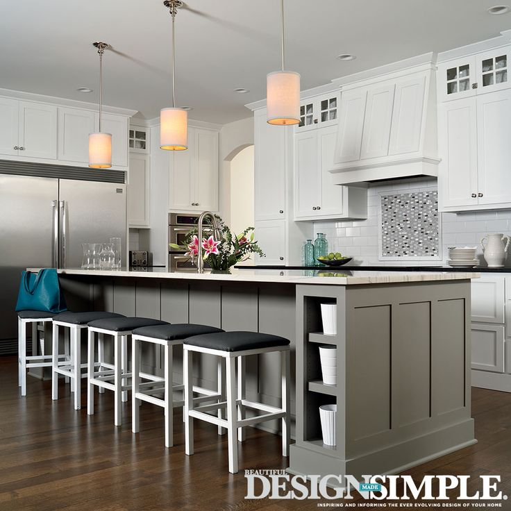 Houzz Fall Kitchen Trends 2013: 102 Best Images About COLOR: Gray Home Decor On Pinterest