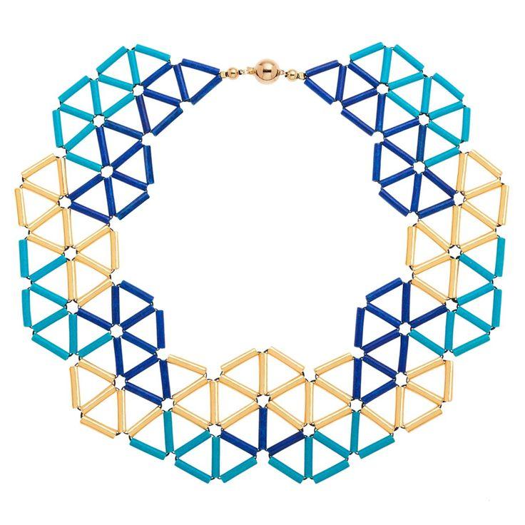 Gioielli geometrici - Living Corriere
