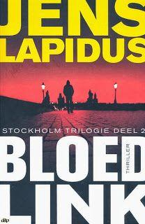 Bloedlink - Jens Lapidus
