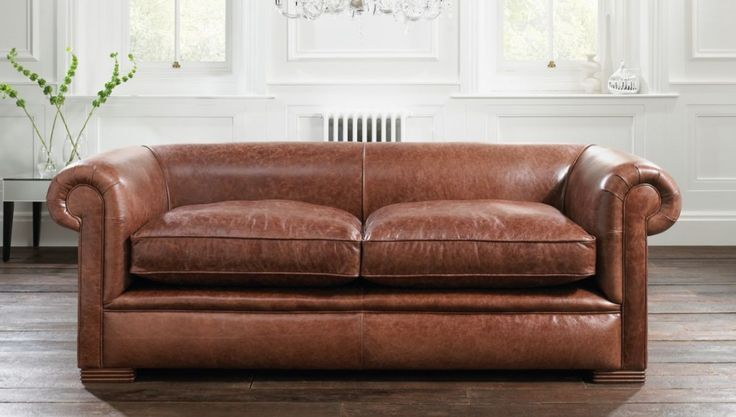 Chesterfield Style Sofa