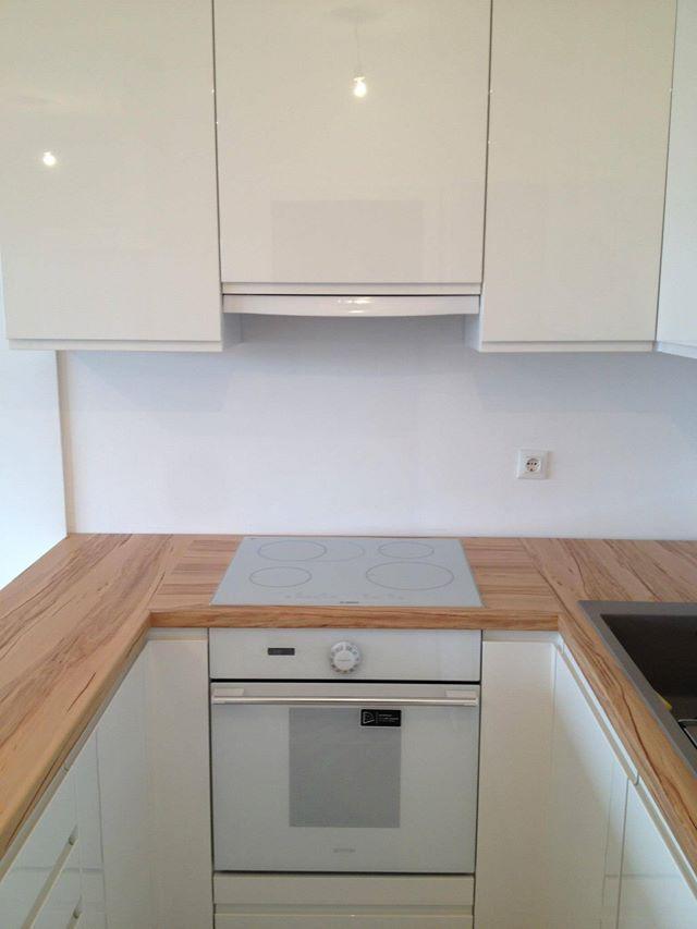 17 beste idee n over u vormige keuken op pinterest u vormige keuken - Keuken ontwerp kleine ruimte ...