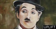 Charlie Chaplin read a powerful poem on his 70th birthday. Discover the meaningful and heart warming message behind it. As I began to love myself