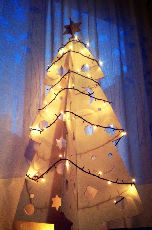 My handmade wooden Christmas Tree ❄️