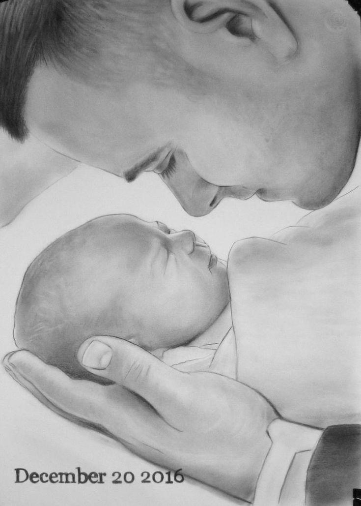 классических картинки маме и папе карандашом его словам